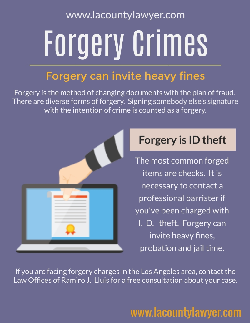 Forgery Crimes
