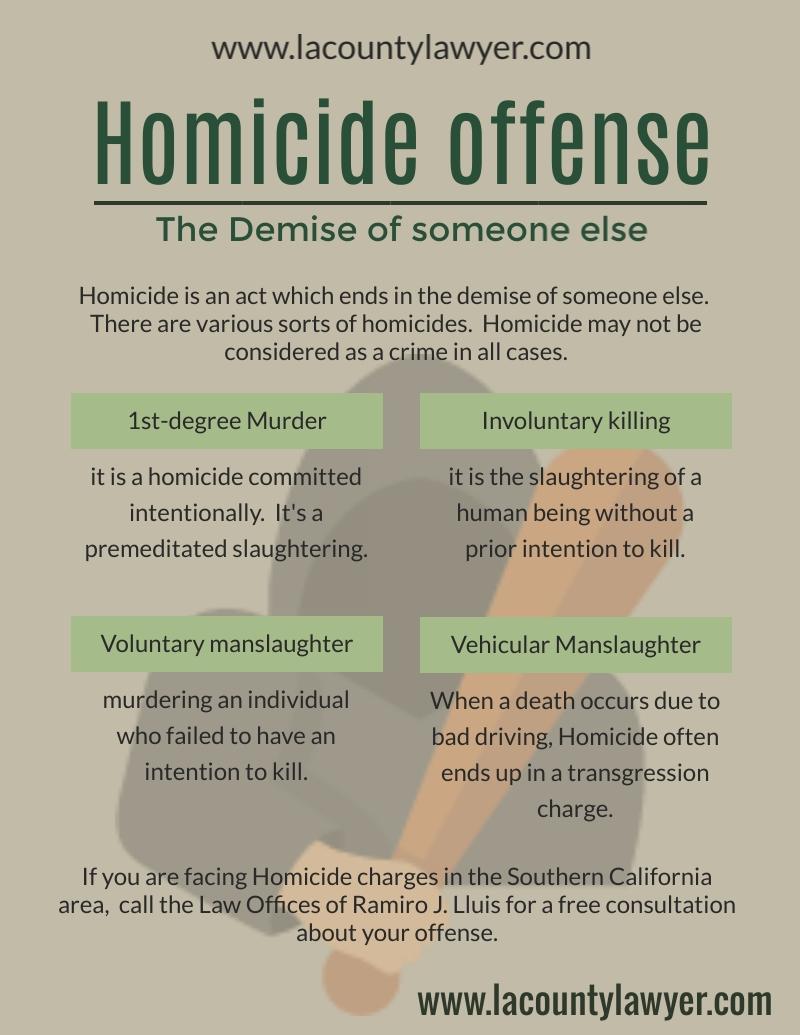 Homicide Crimes