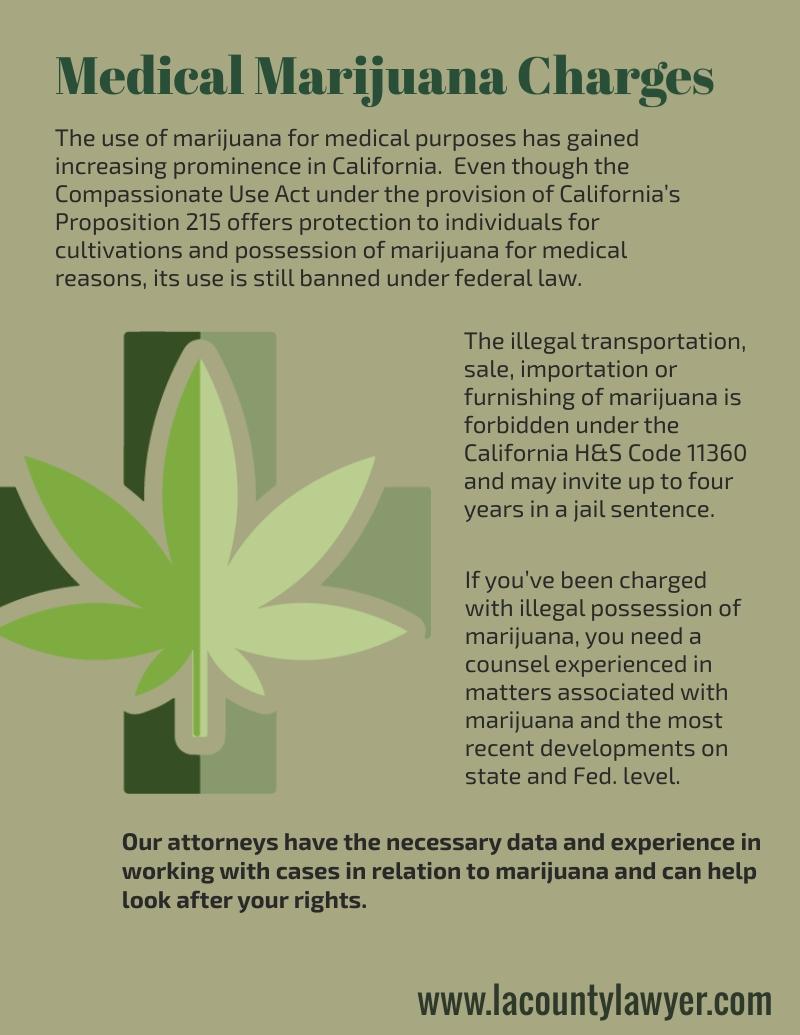 marijuana charges