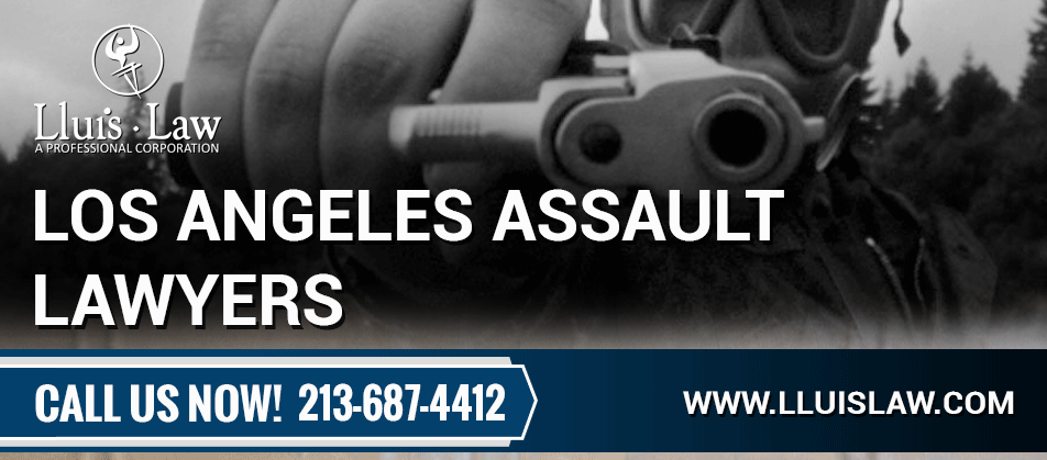 los angeles assault lawyer