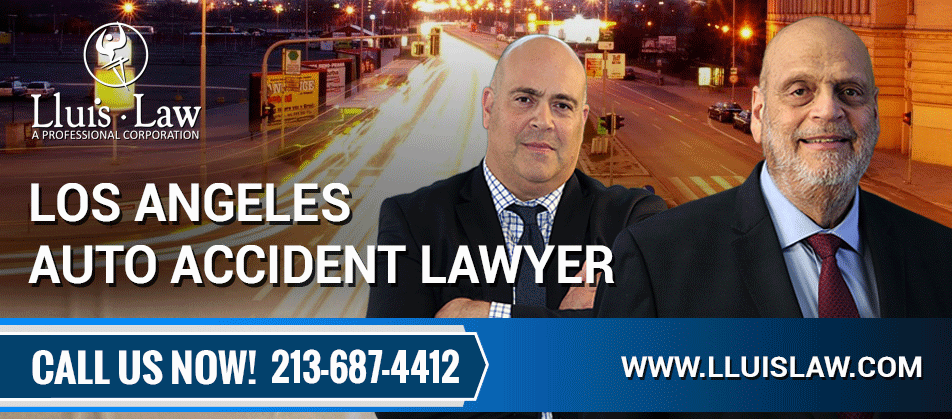 los angeles auto accident lawyers
