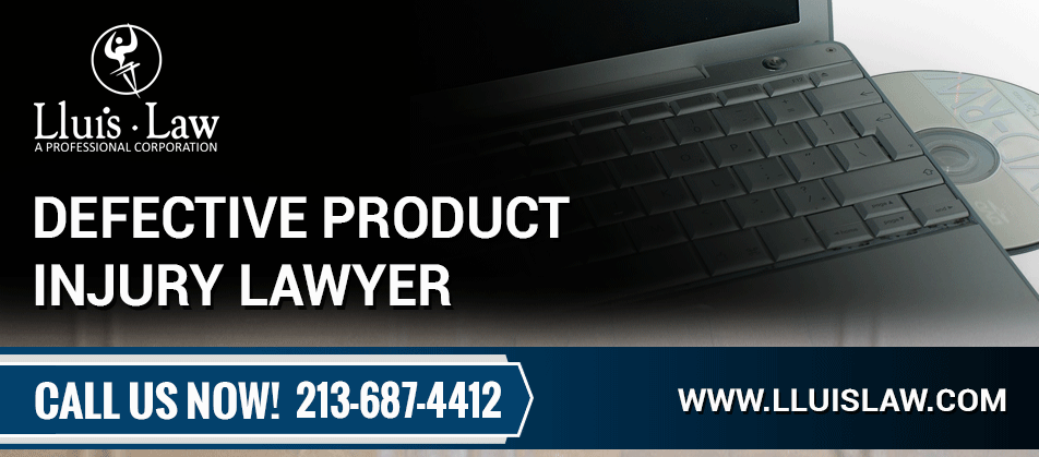 los angeles defective product injury lawyer