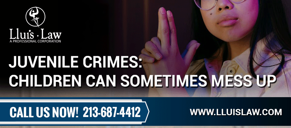 los angeles juvenile crimes lawyer