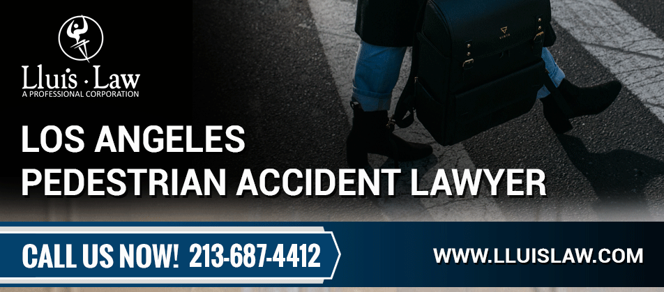 los angeles pedestrian accident lawyer